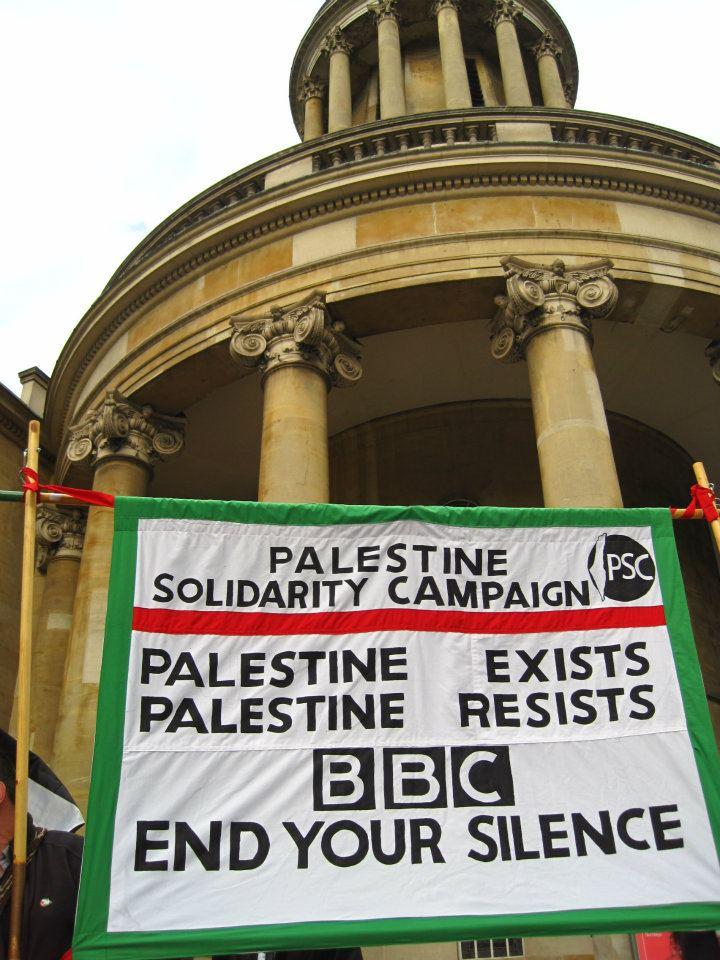 BBC = Zionist propaganda