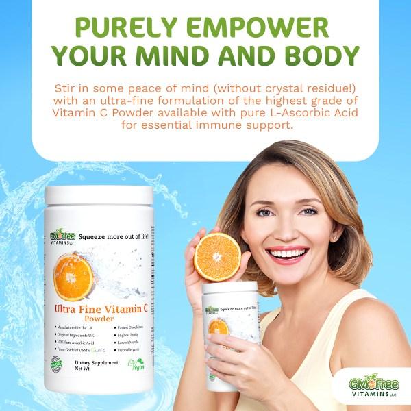 Quali-C Ultra Fine Vitamin C - Empower