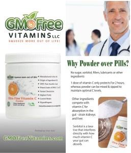GMO Free Vitamin C Flyer p1