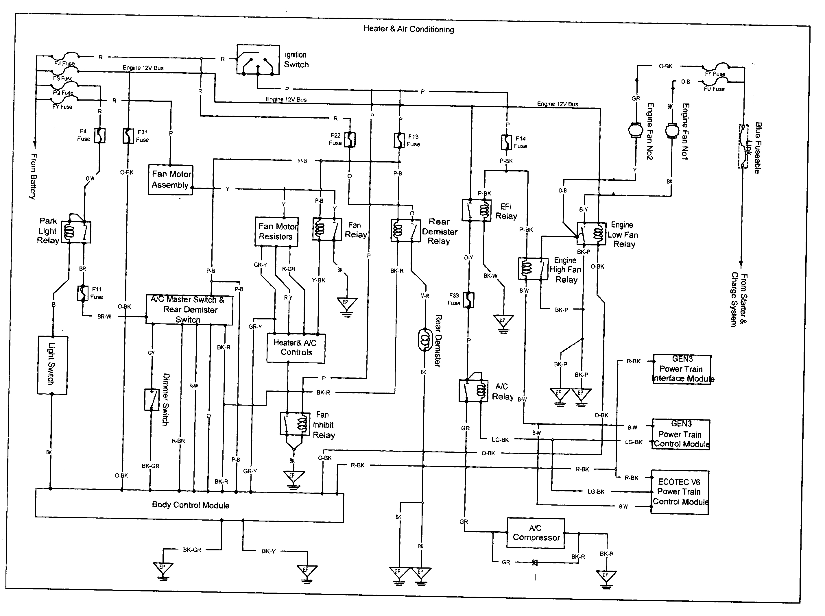 commodore vl wiring diagram advance mark 10 dimming ballast vs air conditioning auto electrical
