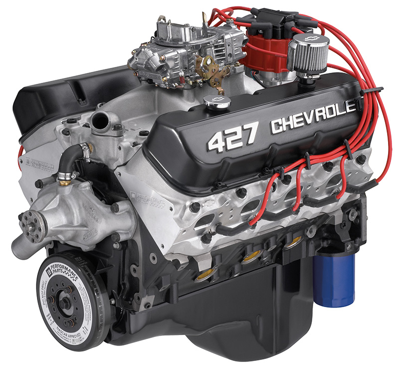 Chevrolet Performance Zz427480 Hp Crate Engine Gm