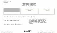 How do I obtain a Resale Certificate?  DeeperDeals