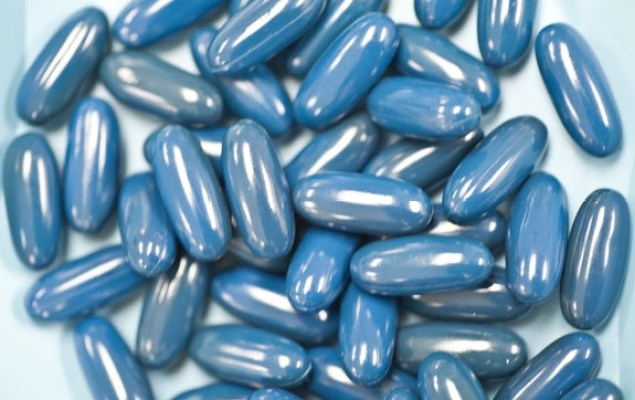 Blue Soft Gels