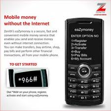 Zenith Bank Airtime Recharge Code For Blackberry, Android, Windows And IOS Devices
