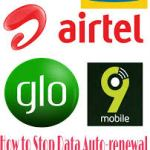 How To Stop Auto Data Renewal On All Networks