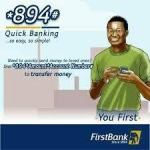 How To Use First Bank Short Code For Different Transactions