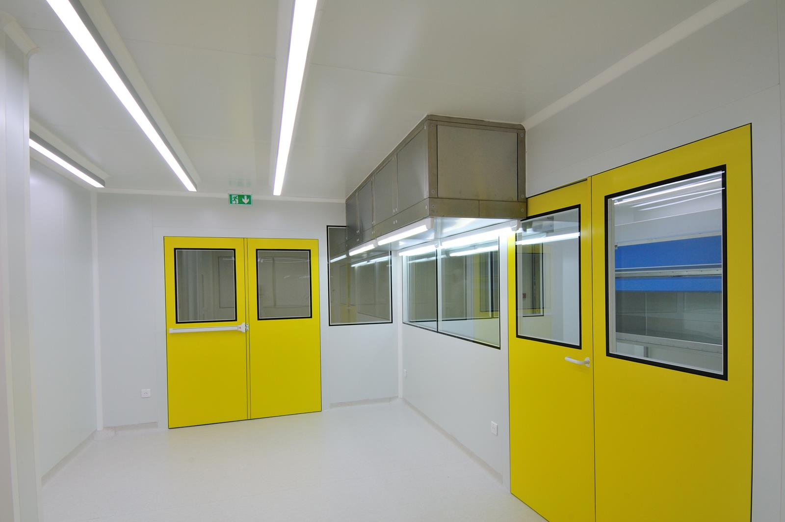 Kwalifikacja Pomieszczeń Czystych Cleanroom