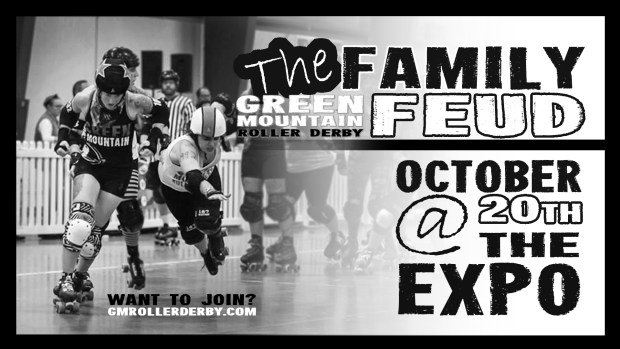 GREEN MOUNTAIN ROLLER DERBY