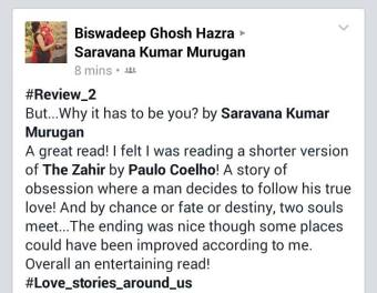 Biswadeep Ghosh Review