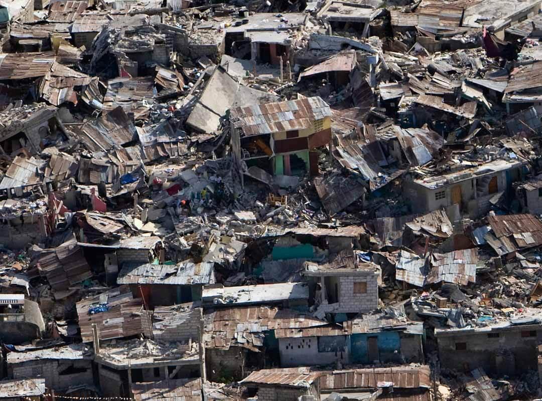 Earthquake And Human Activity