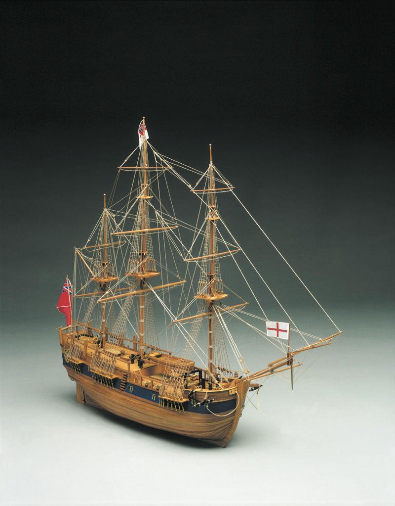 Nave//BArca kit legno Mantua Model ASTROLABE