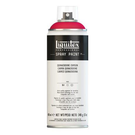 Liquitex spray colore acrilico 110 carmin quinacridone 400 ml