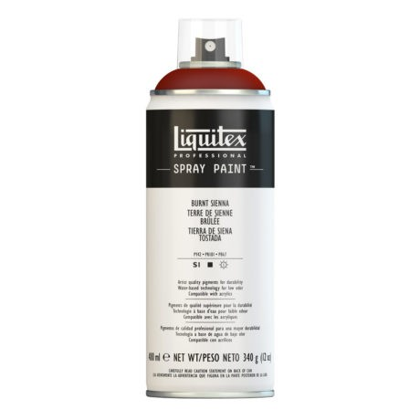 Liquitex spray colore acrilico 127 terra di siena bruciata 400 ml