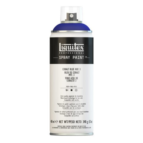 Liquitex spray colore acrilico 3381 blu di cobalto 400 ml