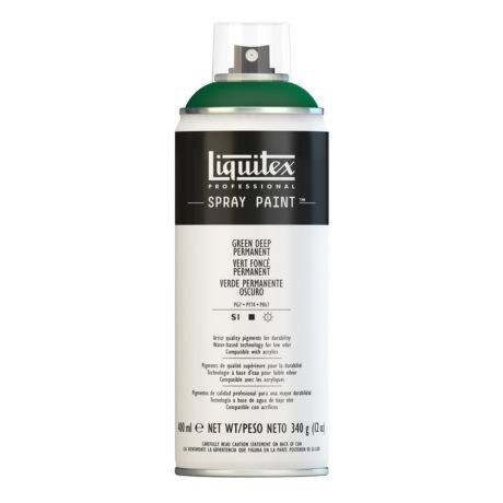 Liquitex spray colore acrilico 350 verde scuro 400 ml