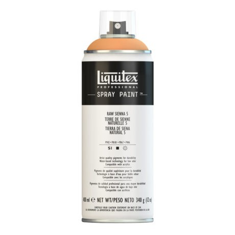 Liquitex spray colore acrilico 5330 terra di siena bruciata 400 ml