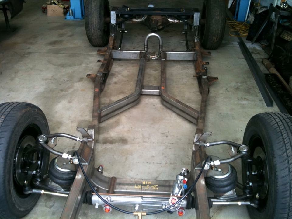 Fabrication - GMS Hot Rods