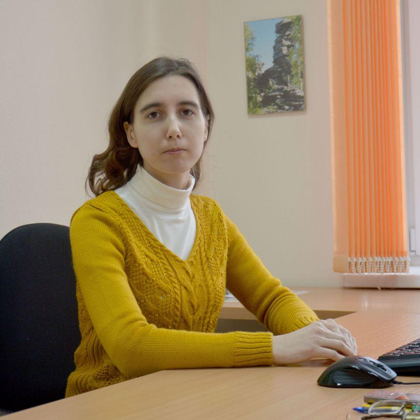 Ведущий специалист - Сергеева Анастасия Сергеевна