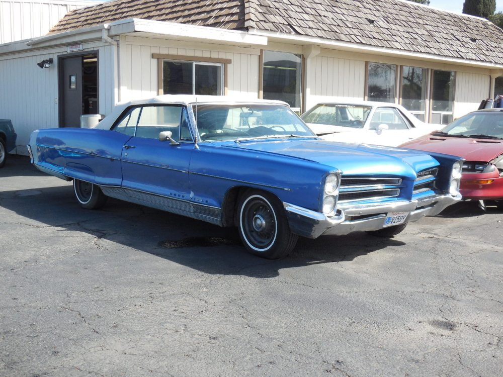medium resolution of 1966 pontiac bonneville convertible
