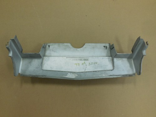 small resolution of 1976 1977 oldsmobile cutlass supreme license plate gas door bumper fille