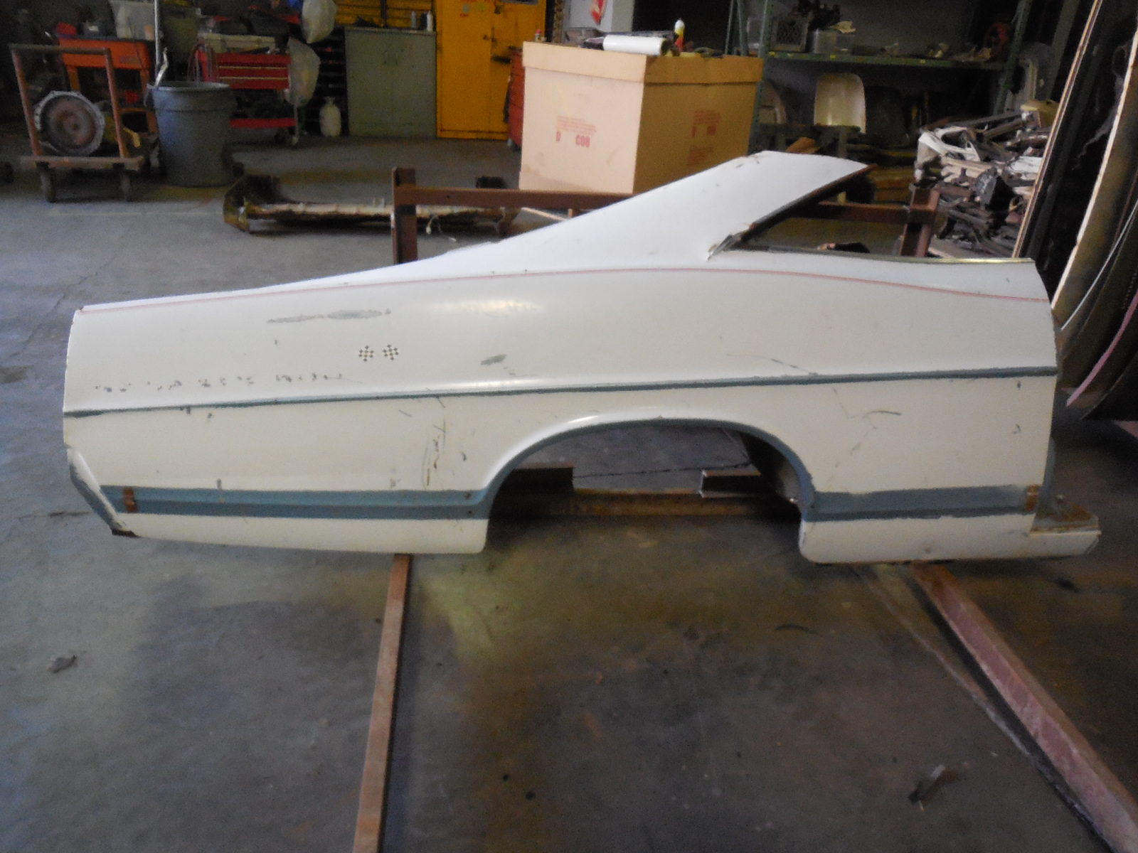 hight resolution of 1967 ford galaxie quarter panel