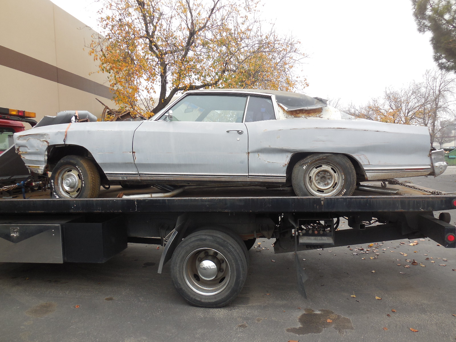 1970 Chevrolet Monte Carlo Parts Car Gm Sports