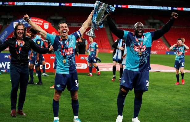 Liverpool boss Jurgen Klopp called Adebayo Akinfenwa after Wycombe's  promotion | GiveMeSport