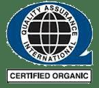 Certified Organic QAI