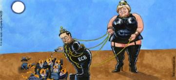 Steve-Bell-Merkel-ECB