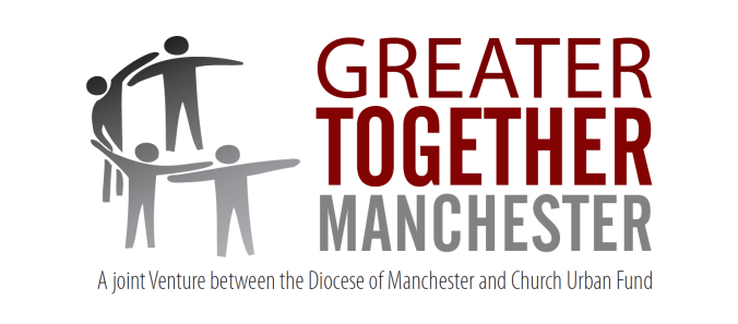 Greater Together Manchester Logo