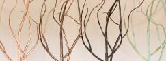 "Copper Sculpture ""Ghost Seasons"""