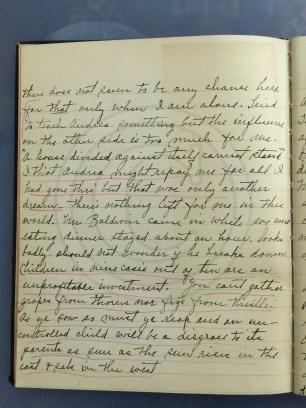 1927.01.17 - Annie F Morris diary