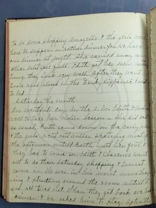 1927.04.08-09 - Annie F Morris diary