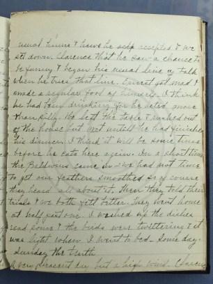 1927.04.09-10 - Annie F Morris diary