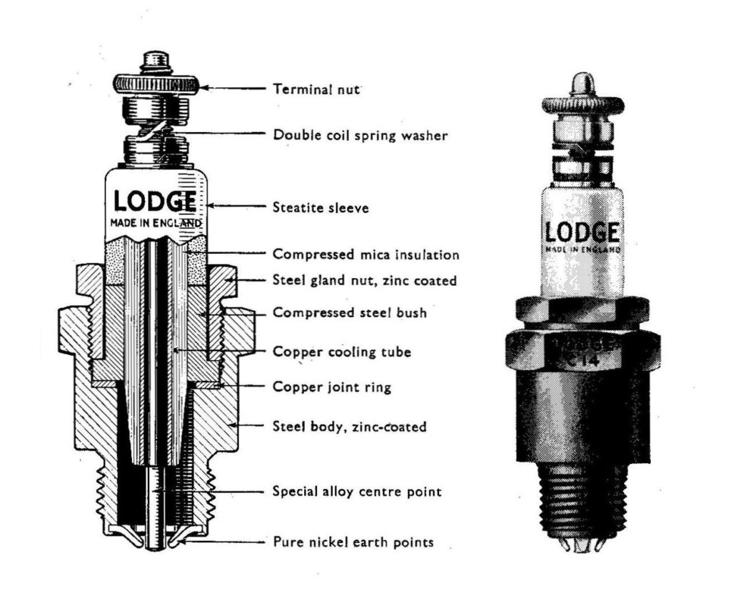 A Brief History Of Mineral Derived Spark Plug Insulators