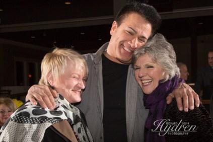 Billy D., Trisha and Nancy