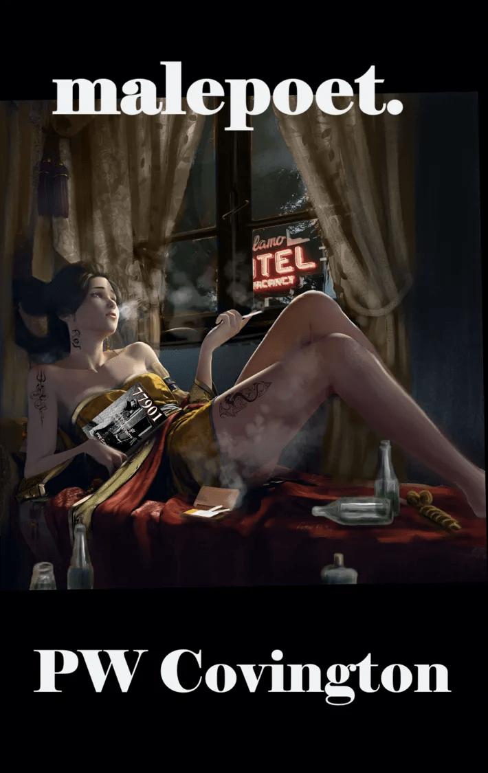Malepoet Cover Art