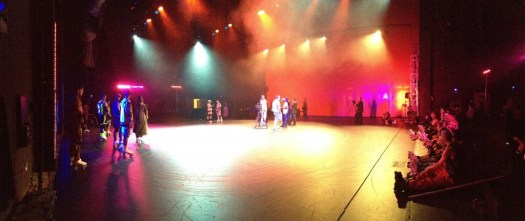 Panorama - Rehearsal Stage