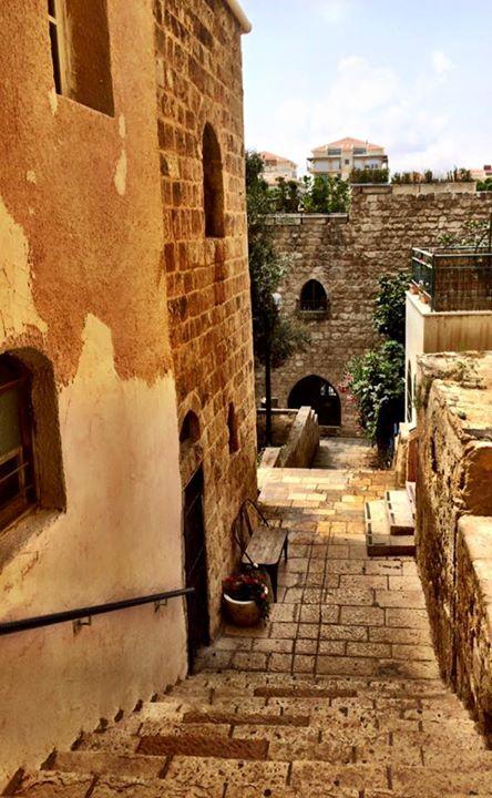 Stairway in Jaffa