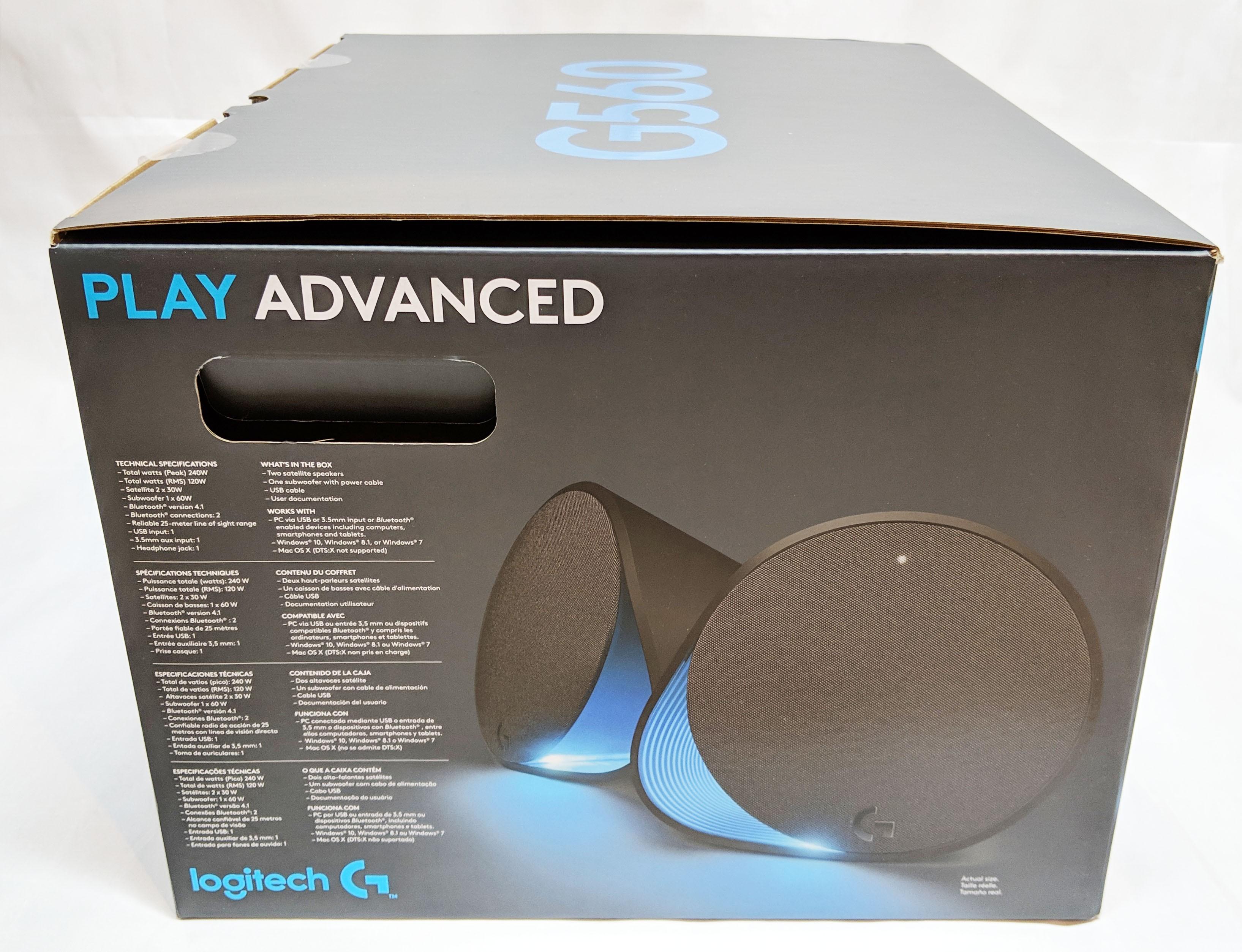 Logitech G560 Gaming Speaker System Review  U2013 Gnd-tech
