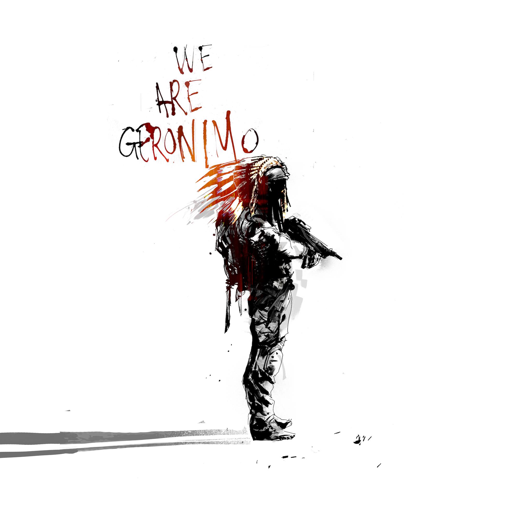 Colony: Geronimo Posters
