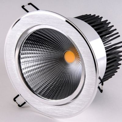 DOWNLIGHT MB 3000K-30W 160 x 130 x 160mm EMPOTRAR