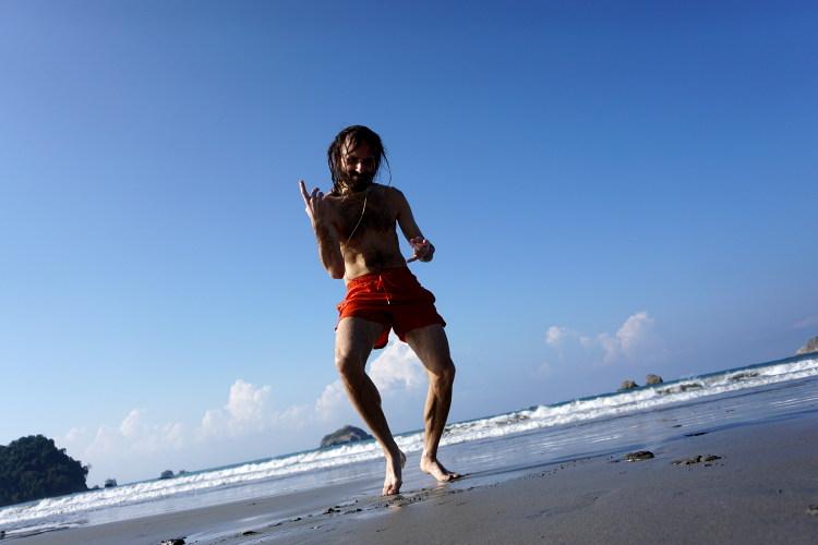 Ostatni taniec na plaży w Manuel Antonio
