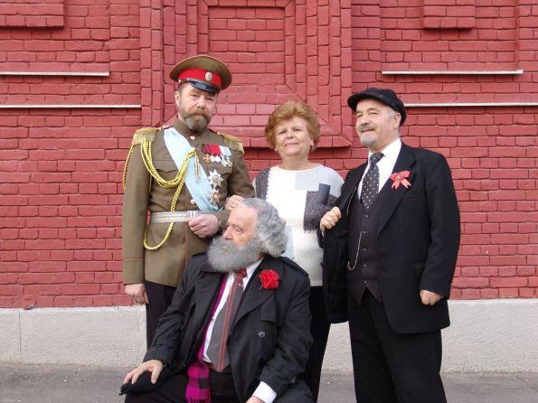 Member of our mission in Kremlin