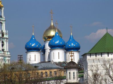 From our visit to the Novodevici monastery
