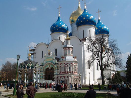 Novodevici Monastery