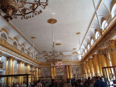 Hermitage Museum - interior