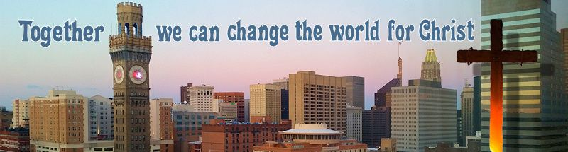 Together we can change the world for Christ