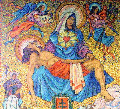 Mary Sorrowful Mother