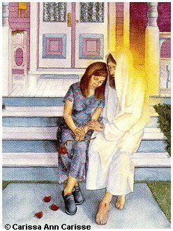 Prayers - Novena to Jesus Our Joy - Refuge, by Carissa Carisse